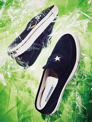"CONVERSE ADDICT ""ONE STAR LOAFER"" 11月10日(土)発売"