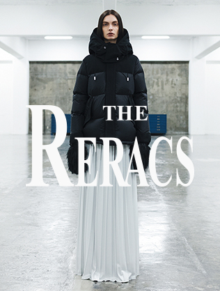 THE RERACS DOWN JACKET RELEASE