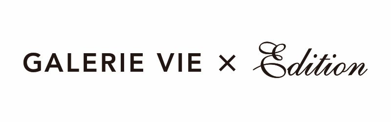 GALERIE VIE × Edition Knit Collection