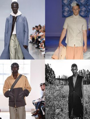 BRAND NEW– 2019 SPRING&SUMMER MENS –