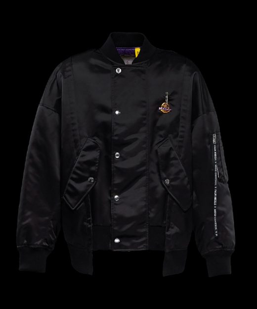 8 MONCLER PALM ANGELS / BLOUSON