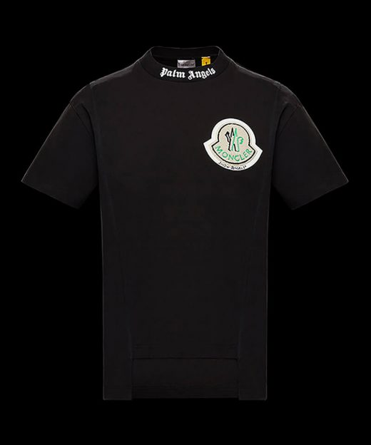 8 MONCLER PALM ANGELS / T-SHIRT