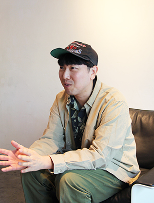 about Rok Hwang(rokh DESIGNER)