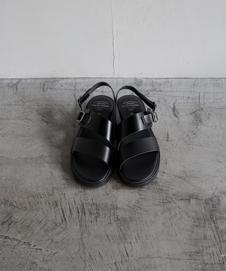 FOOT THE COACHER / SANDALS