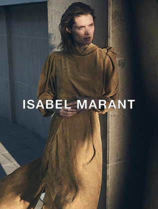 ISABEL MARANT 2019 FALL & WINTER COLLECTION