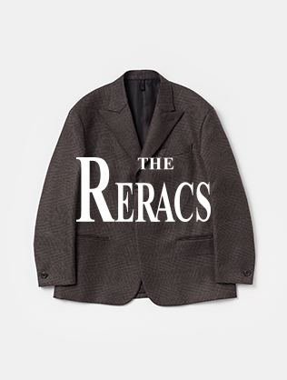 THE RERACS×Edition Exclusive Item 9.6 Fri. Release