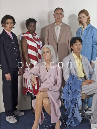OVARCOAT 2020 SPRING&SUMMER COLLECTION