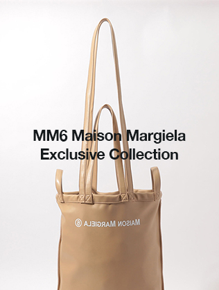 MM6 MAISON MARGIELA EXCLUSIVE COLLECTION FOR EDITION SPRING–SUMMER 2020