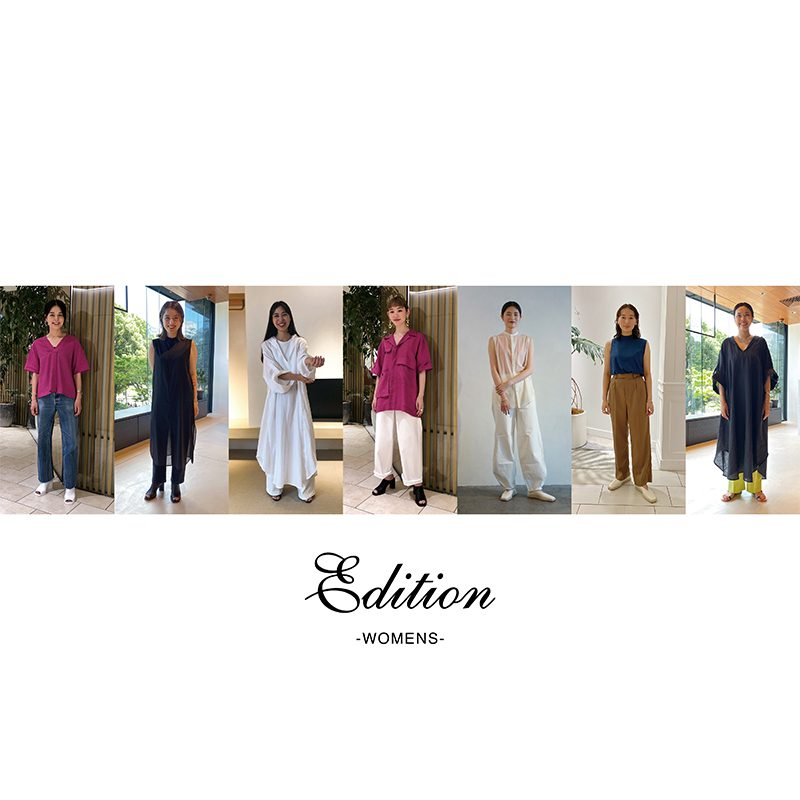 Edition MONTHLY WOMENS STAFF SNAP VOL.1