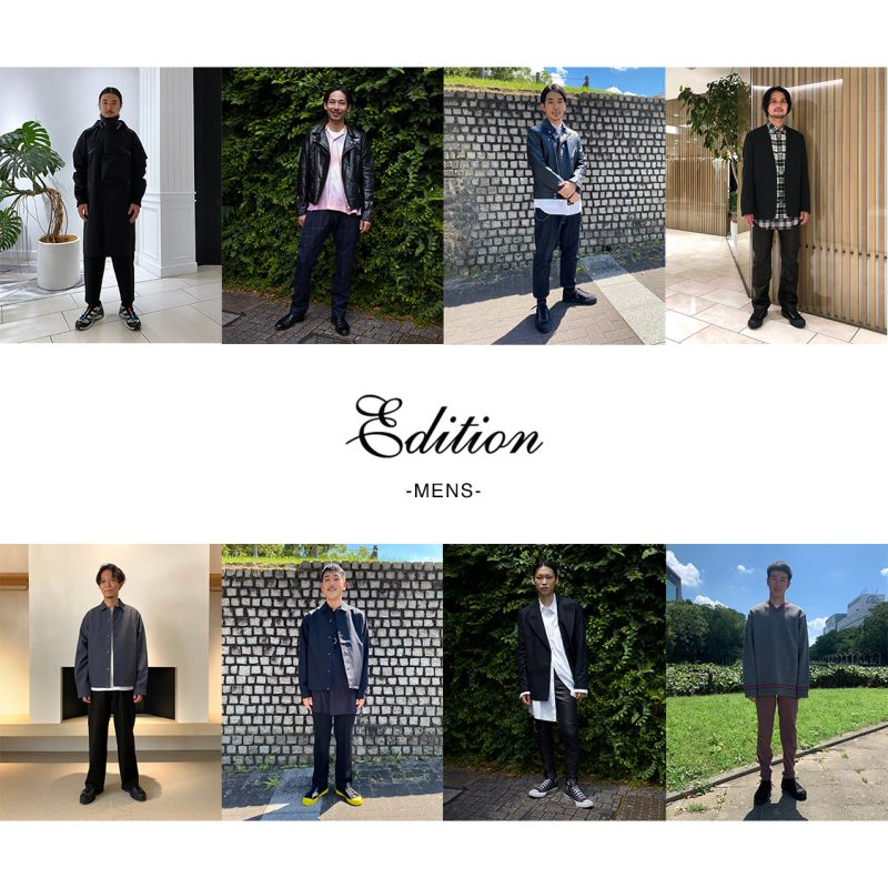 Edition MONTHLY MENS STAFF SNAP VOL.2