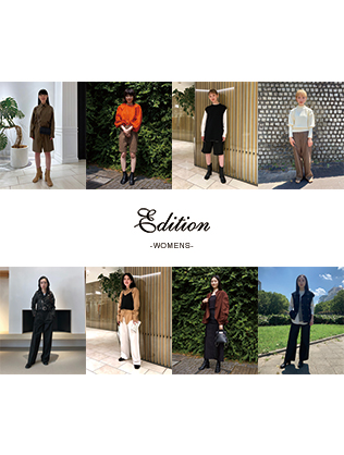 Edition MONTHLY WOMENS STAFF SNAP VOL.2