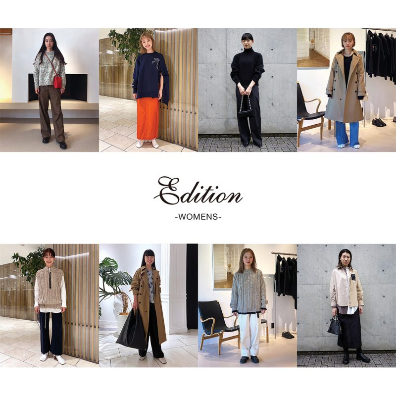 Edition MONTHLY WOMENS STAFF SNAP VOL.3