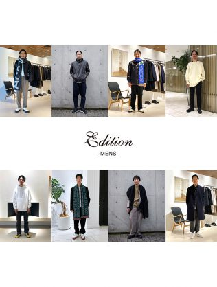 Edition MONTHLY MENS STAFF SNAP VOL.4