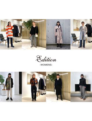 Edition MONTHLY WOMENS STAFF SNAP VOL.4