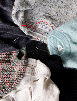 9 ESSENTIAL KNITS