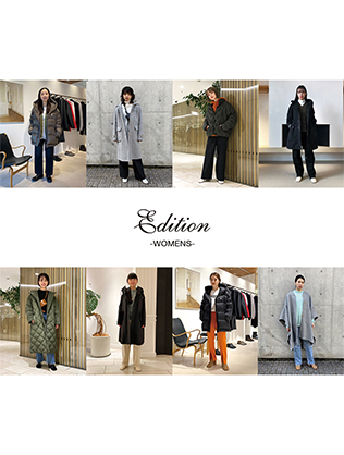 Edition WOMEN'S MONTHLY STAFF SNAP VOL.5