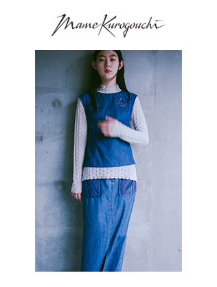 Mame Kuroguchi 2021 Pre Spring Collection 1st Delivery