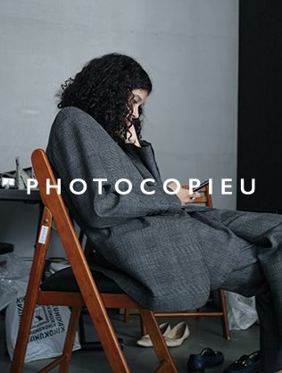 PHOTOCOPIEU 2021 Spring Summer Collection 2nd Delivery