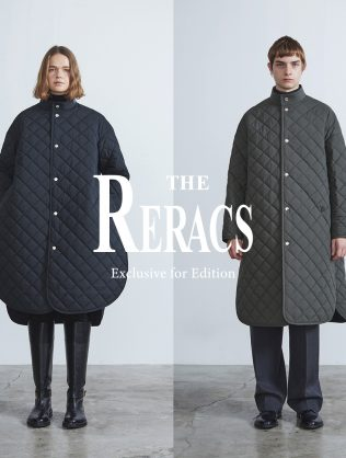 THE RERACS Exclusive for Edition Pre-Order